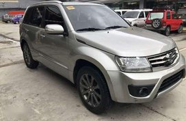 Suzuki Grand 2015 vitara GL special edition cebu unit 20k kms