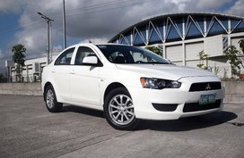 Mitsubishi Lancer EX: Comfortable, useful and active to drive