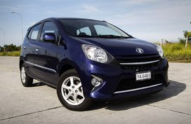Toyota Wigo 1.0 G AT: An affordable car
