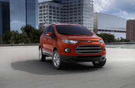 Ford EcoSport: Supermini-sized SUV with Fiesta-type mechanicals