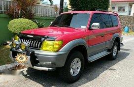 Toyota Prado VX 1997 AT  for sale