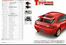 Mazda Lantis 323f BPT