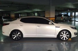 2013 kia optima manual