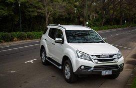 Isuzu MU-X 2016: An unheralded vehicle generating excitement