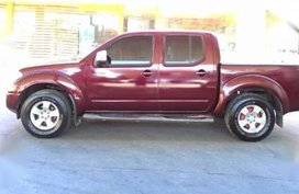 2009 Nissan Navara LE 4x4 for sale