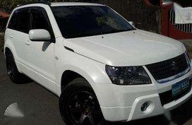 2011 SUZUKI Grand Vitara 4x2 automatic gasoline