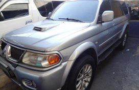 2004 Mitsubishi Montero for sale in Quezon City