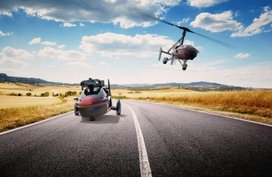 World's first flying car - a car that flies, a plane that drives