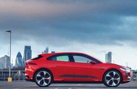 Production-Spec 2018 Jaguar I-Pace may debut in Frankfurt