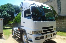 Mitsubishi Fuso and Mitsubishi Super Great Twin Turbo