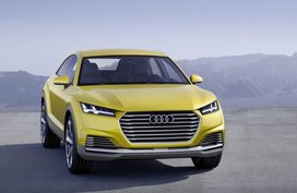 Audi Q4 RS with at least 400hp to arrive in 2019