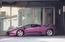 Lamborghini Diablo special edition finding its fourth owner