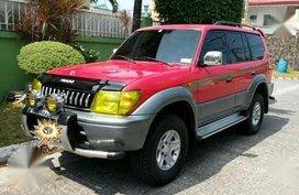 Toyota Prado VX 1997 AT