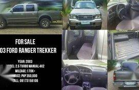 2003 Ford Ranger Trekker Pick Up Truck For Sale
