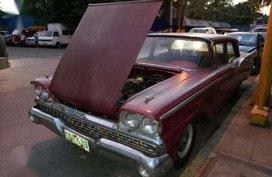 For Sale!! Vintage Car Ford Custom 300 Sedan and Plymouth Valiant V200