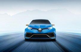 Renault Zoe E-Sport Concept scoots faster than Formula E