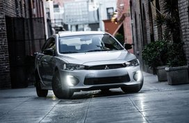 Mitsubishi introduces the 2017 Lancer Limited Edition