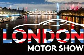 Sexiest and fastest cars at 2017 London Motor Show