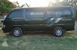Nissan Urvan Escapade 2006 Rush !!!