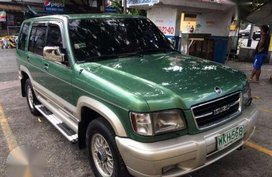 green isuzu trooper 1999 automatic transmission best prices for sale