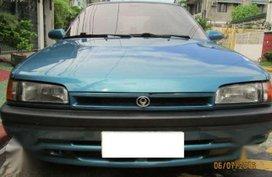 Mazda 323 LX Sedan 1995