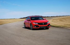 2017 Honda Civic Si goes on sale at a reasonable $23,900