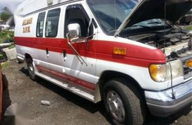 For sale Ambulance ford E350