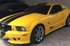 2005 Ford Mustang Saleen 281 SC Limited Edition