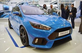 Ford Focus 2018 - An inspiration from 2017 Ford Fiesta to be launched in 2018