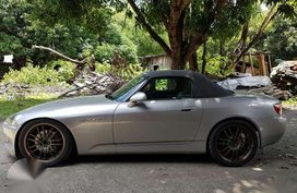 Honda S2000 AP1 Silver For Sale