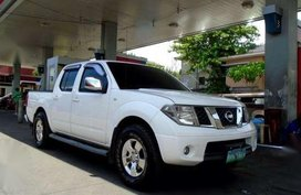 2012 Nissan Navara MT White for sale