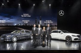 Mercedes-Benz S-Class 2018 to officially announce its price