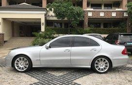 2008 Mercedes Benz E280 Avantgarde for sale