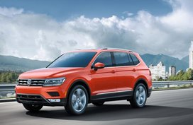 2018 Volkswagen Tiguan first to get all-new 2.0-liter TSI engine