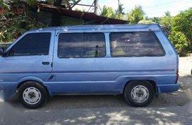 Nissan Vanette Blue 2000 MT For Sale