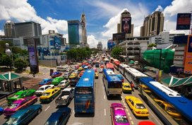 Southeast Asia – The world's hottest auto market in 2017