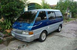 1999 Nissan Vanette Blue MT For Sale