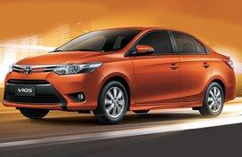 Next-gen Toyota Vios spotted testing in Thailand