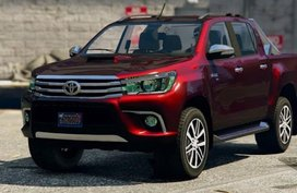 2017 Toyota Hilux Revo to premiere in Thailand later this year with new entry-level model