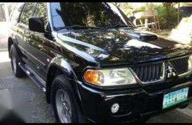 2006 Montero Sport 4x4 Turbo Diesel Automatic not Fortuner
