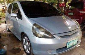 Honda fit gray