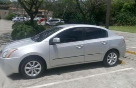 2011 Nissan Sentra 200 CVT Silver
