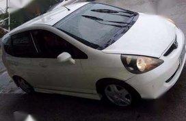 Honda Fit 2005 pearl white