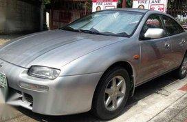 Mazda Lantis 1998 AT Silver For Sale