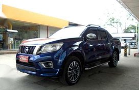 2016 Nissan Navara Calibre Blue MT