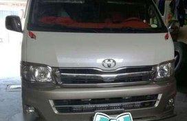Toyota Hiace Grandia GL