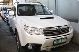 2010 Subaru forester XT for sale