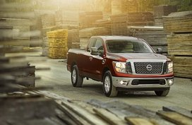 Nissan announces pricing for 2017 Titan King Cab models