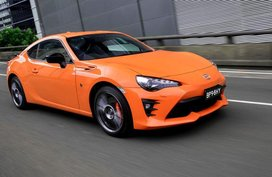 Orange 2017 Toyota 86 limited edition comes to Australia from ₱ 2,068,645
