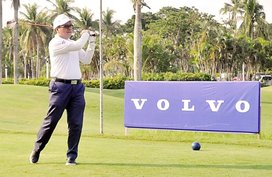 Volvo 90 Series to be displayed at Volvo National Alumni Golf Cup